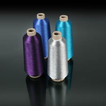 Quality metallic yarn for embroidery - MS-G1