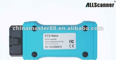 Allscanner VCX NANO OF J2534 Pass thru Device - VCX NANO OF J2534