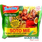 Indomie Soto Mie (Java Spicy Chicken Flavour) Noodle 75 Gr - 1028321