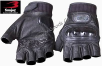 Genuine goat leather motorcycle gloves - MCG-02H