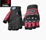 2012 new model half finer motorcycle gloves - MCG-03H