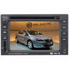 6.2 Inch Touch Screen GPS Car DVD Player Speacial For Old Buick Excelle - 110015