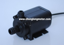 brushless DC water pump - 32-05