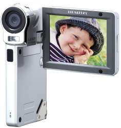 12MP CCD PMP Multi-Function Digital Camcorder - DV-6120A