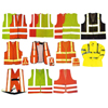 Poly Visibility Vest  - goldwell
