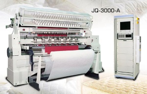 Multi-Needle Type Computerized Quilting Machine - JQ-3000-A