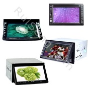 6.2 or 6.5 or 7 Inch Touch screen TFT LCD Monitor Car DVD Player - DVSD620/DVSD700