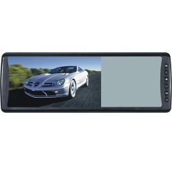 "7"" rearview mirror monitor - 2"