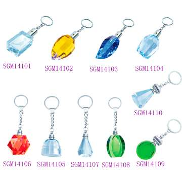 Crystal Key Chain - details in picture