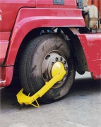 wheel clamp - STD98LA