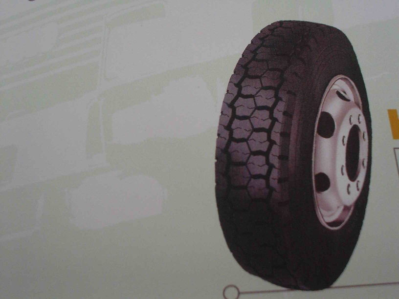 Sell Chinese New Tyre - 001