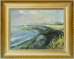 gift and decoration frame oil paintings - gift oil painting
