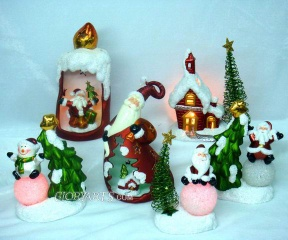 Christmas decorations - 90853