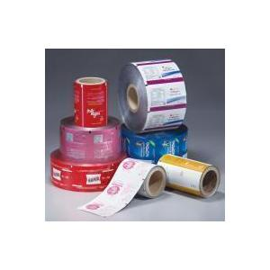 Foil bags / Aluminum foil flexible packaging materials Printing - Aluminum foil package / Foil bags